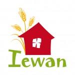 Iewan logo kleur